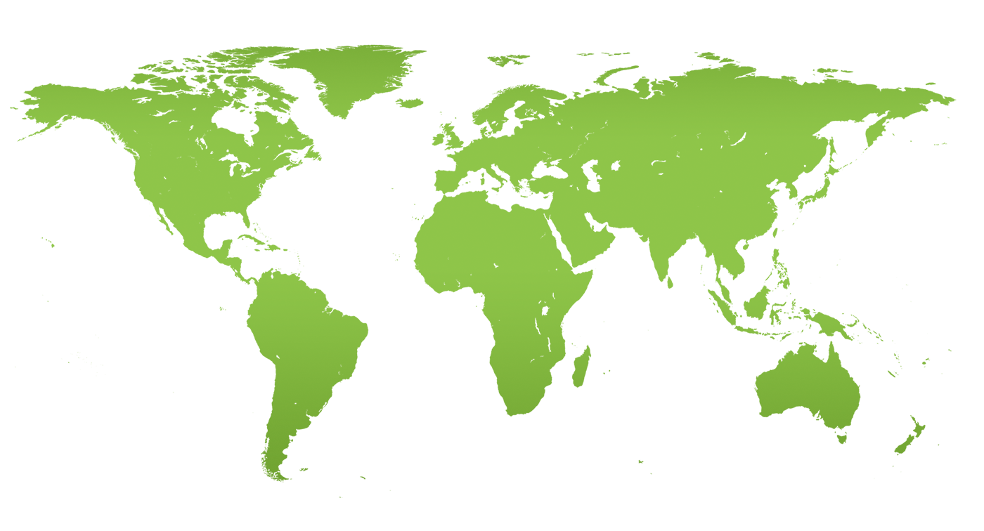 Scientific Research And Pandemic Prevention EcoHealth Alliance - Green and blue world map