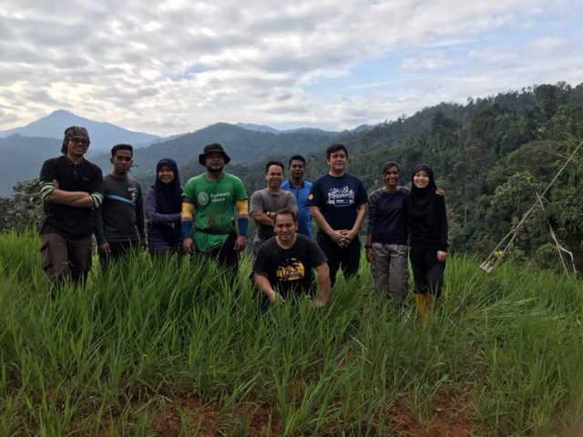 EcoHealth Alliance team in Malaysia